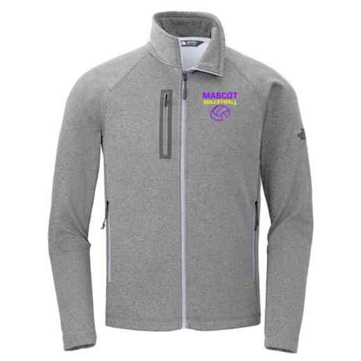 Volleyball  The North Face Canyon Flats Fleece Jacket