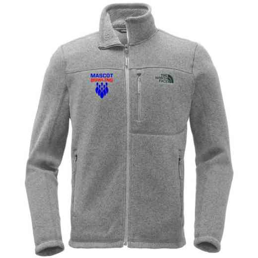 Bowling The North Face Sweater Fleece Jacket