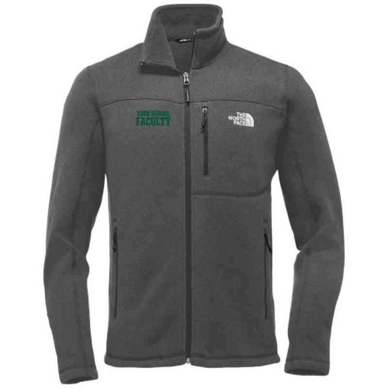 Faculty The North Face Sweater Fleece Jacket