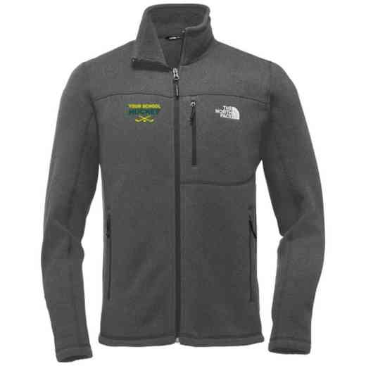 Hockey The North Face Sweater Fleece Jacket