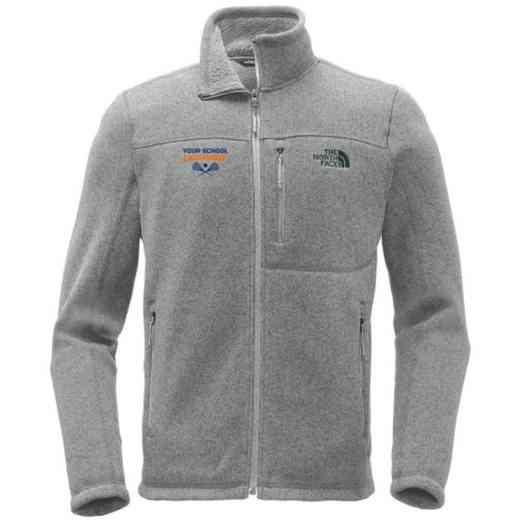Lacrosse The North Face Sweater Fleece Jacket