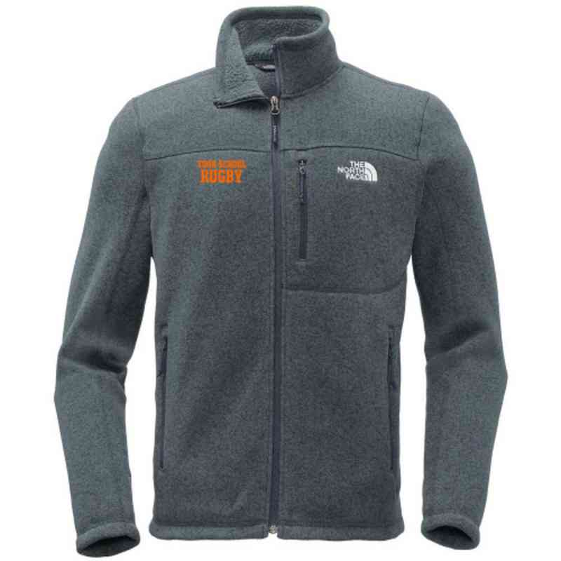 Rugby The North Face Sweater Fleece Jacket