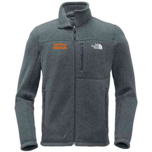 Wrestling The North Face Sweater Fleece Jacket