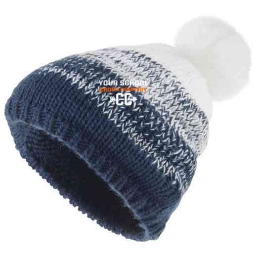 Cross Country Embroidered Holloway Ascent Beanie