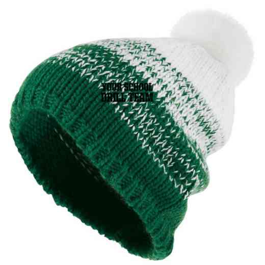 Drill Team Embroidered Holloway Ascent Beanie