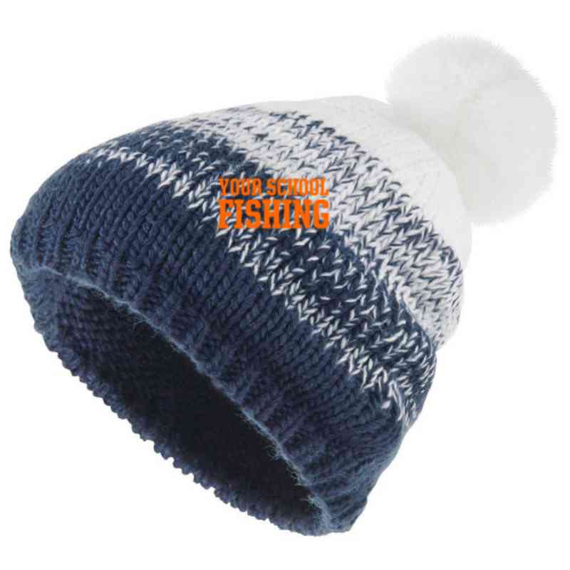 Fishing Embroidered Holloway Ascent Beanie