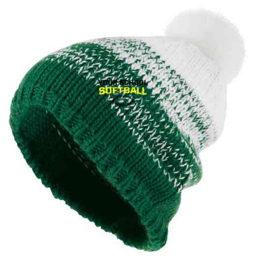 Softball Embroidered Holloway Ascent Beanie