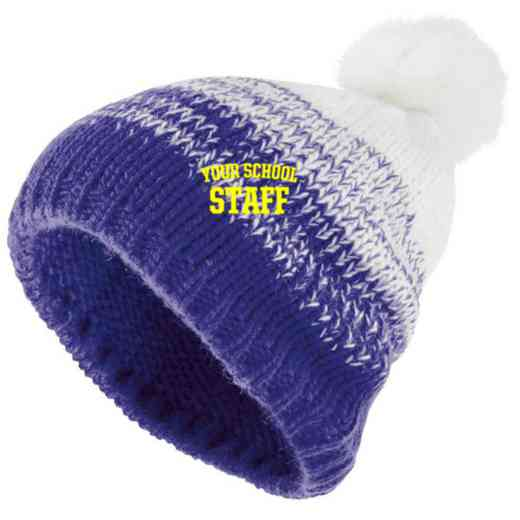 Staff Embroidered Holloway Ascent Beanie