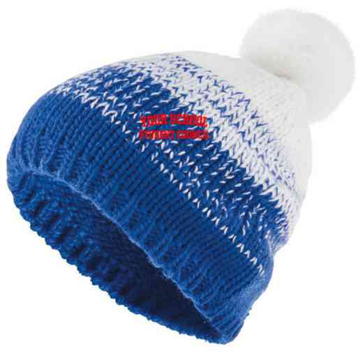 Student Council Embroidered Holloway Ascent Beanie