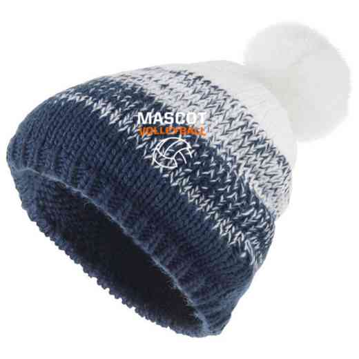 Volleyball  Embroidered Holloway Ascent Beanie