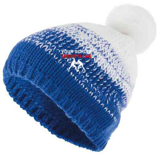 Wrestling Embroidered Holloway Ascent Beanie