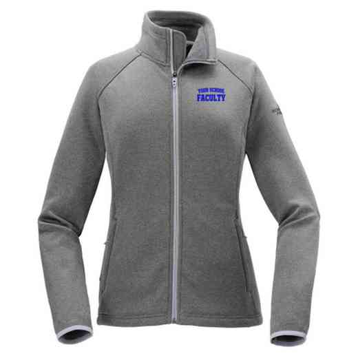 Faculty The North Face Ladies' Canyon Flats Fleece Jacket