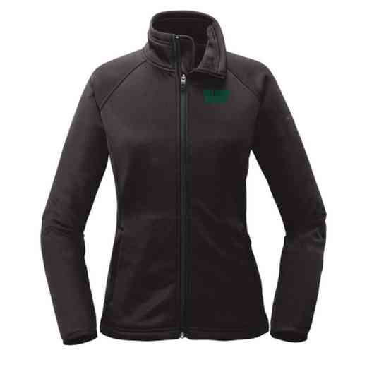 Music The North Face Ladies' Canyon Flats Fleece Jacket