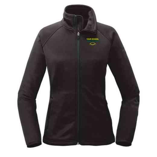Softball The North Face Ladies' Canyon Flats Fleece Jacket