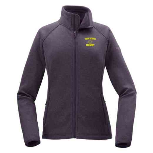 Tennis The North Face Ladies' Canyon Flats Fleece Jacket