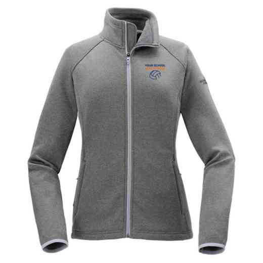 Volleyball  The North Face Ladies' Canyon Flats Fleece Jacket
