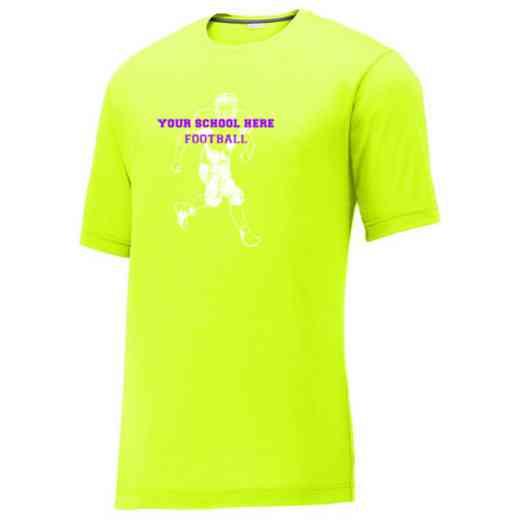 Football Sport Tek Competitor Cotton Touch Training T-Shirt