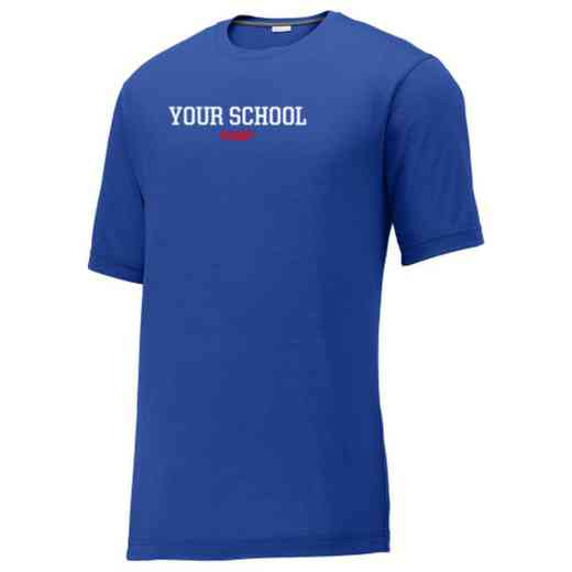 Rugby Sport Tek Competitor Cotton Touch Training T-Shirt