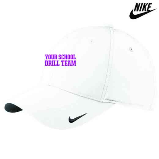 Drill Team Embroidered Nike Legacy 91 Cap
