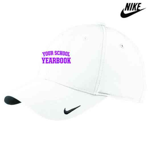 Yearbook Embroidered Nike Legacy 91 Cap