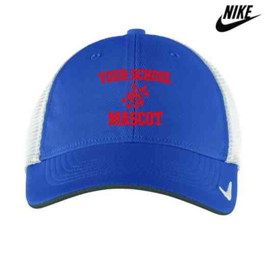 192ce88da35 Band Embroidered Nike Golf Mesh Back Cap II