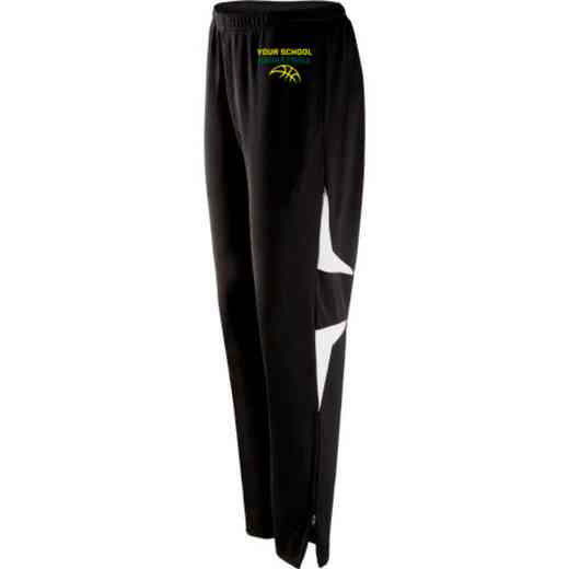 Basketball Embroidered Holloway Traction Pant