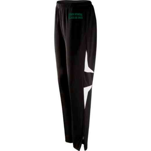 Class of  Embroidered Holloway Traction Pant
