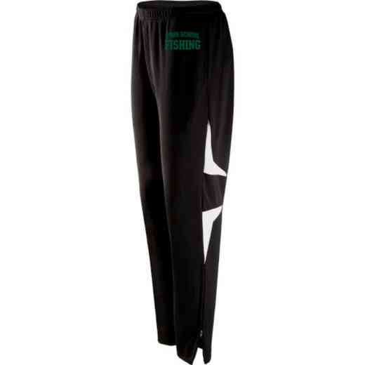 Fishing Embroidered Holloway Traction Pant