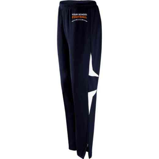 Football Embroidered Holloway Traction Pant