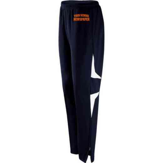 Newspaper Embroidered Holloway Traction Pant