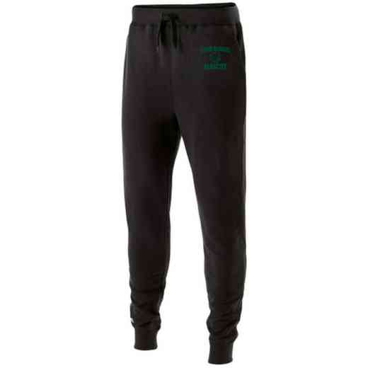 Basketball Embroidered Holloway Fleece Jogger