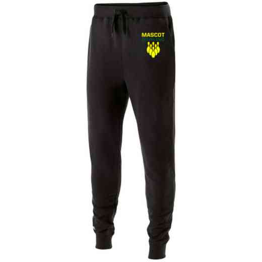 Bowling Embroidered Holloway Fleece Jogger