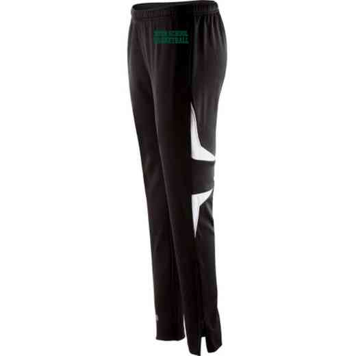 Basketball Embroidered Holloway Ladies Traction Pant