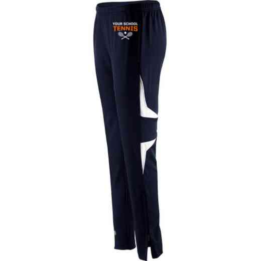 Tennis Embroidered Holloway Ladies Traction Pant