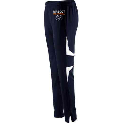 Volleyball Embroidered Holloway Ladies Traction Pant