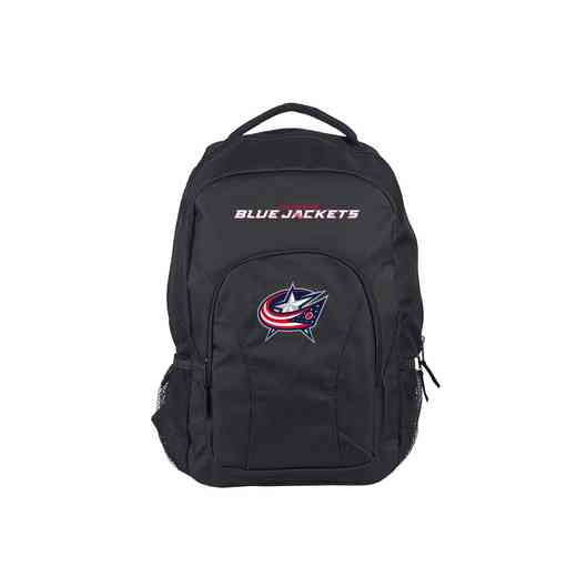 C11NHLC10002031RTL: NHL Blue Jackets Backpack Draftday