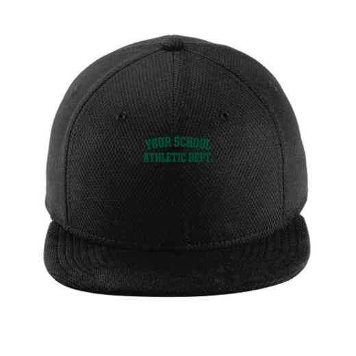 Athletic Department New Era Flat Bill Snapback Cap