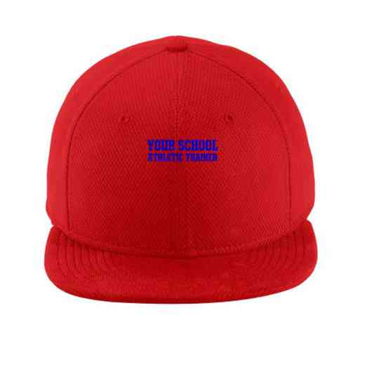 Athletic Trainer New Era Flat Bill Snapback Cap