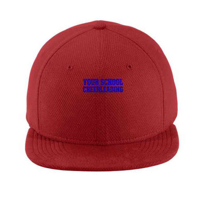 a341260cb6b Cheerleading New Era Flat Bill Snapback Cap