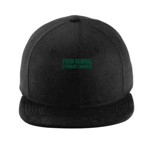 Student Council New Era Flat Bill Snapback Cap