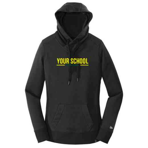 Student Council New Era Ladies French Terry Hooded Sweatshirt