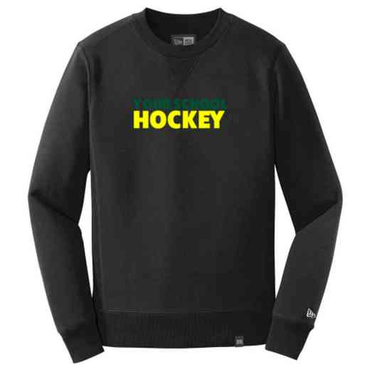 Hockey New Era French Terry Crew Neck Sweatshirt