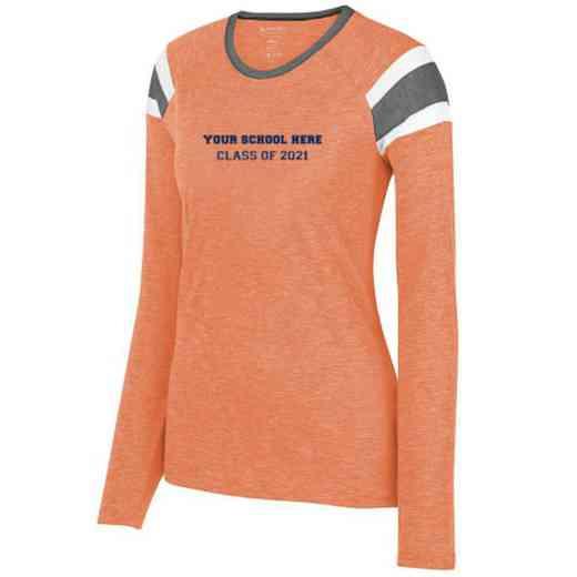 "Class of """" Ladies Long Sleeve Fanatic T-Shirt"