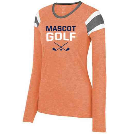 Golf Ladies Long Sleeve Fanatic T-Shirt