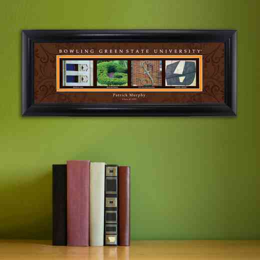 GC1068 BOWLGREEN: PERSONALIZED ARCHITECTURAL ART, Bowling Green