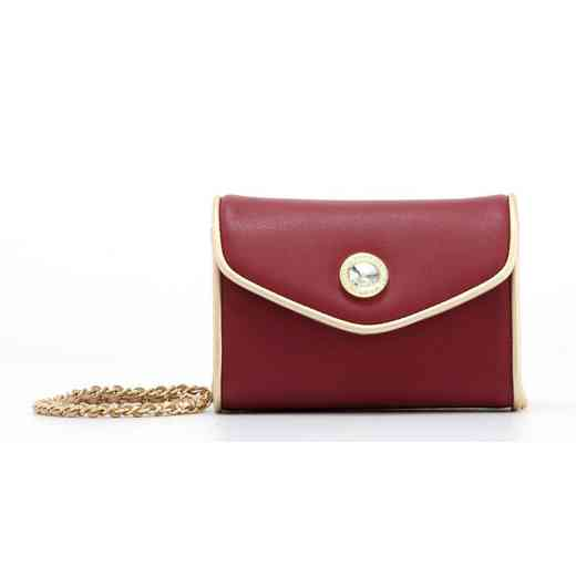 H150330-11-M-GO: Eva Clutch Handbag  M/GO
