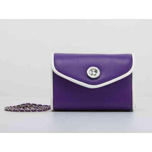 H150330-11-RP-W: Eva Clutch Handbag  RP/W