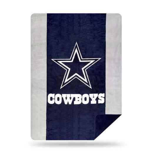 1NFL361000009RET: NFL 361 Cowboys Sliver Knit Throw