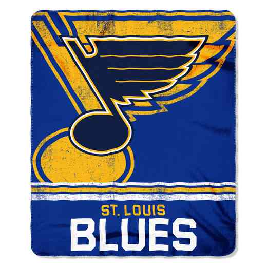 1NHL031020021RET: NHL 031 Blues Fade Away Fleece