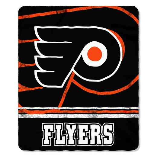1NHL031020017RET: NHL 031 Flyers Fade Away Fleece
